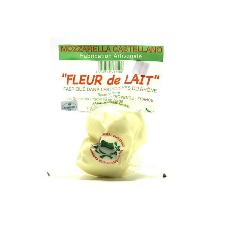 Mozzarella Fleur de Lait