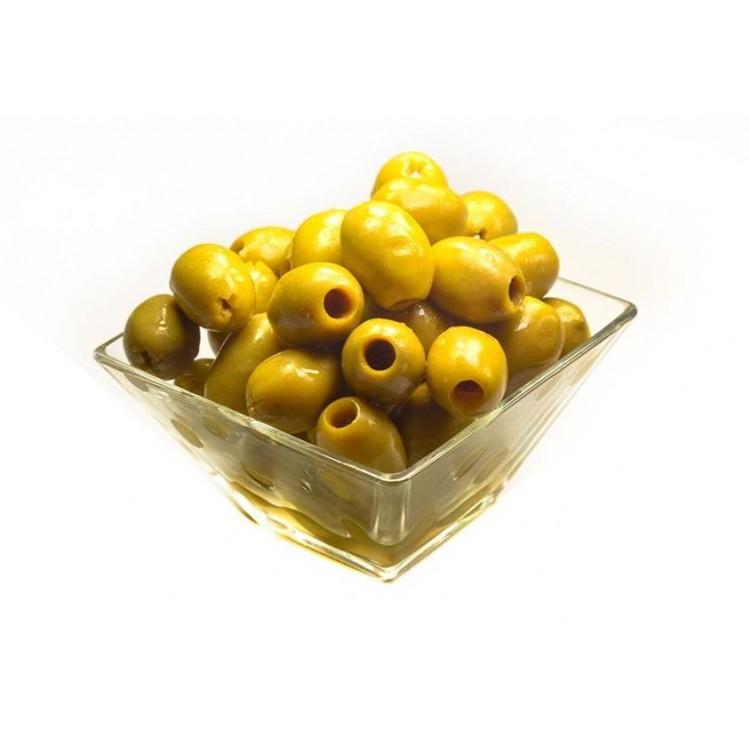 Olives Vertes Dénoyautées (Barquette)
