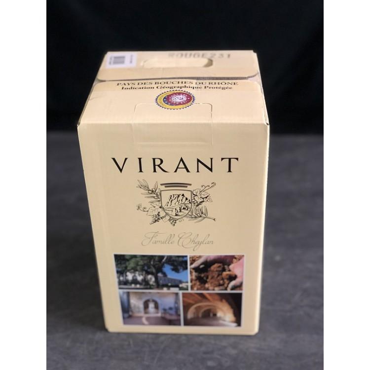 Rosé - Domaine Virant - Cubis 5L
