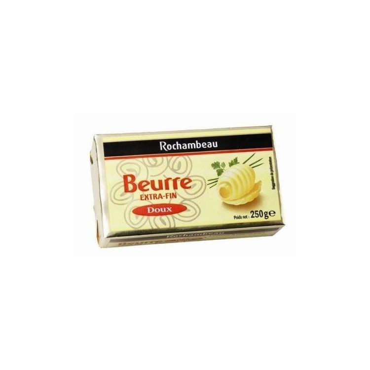 Beurre doux (250g)