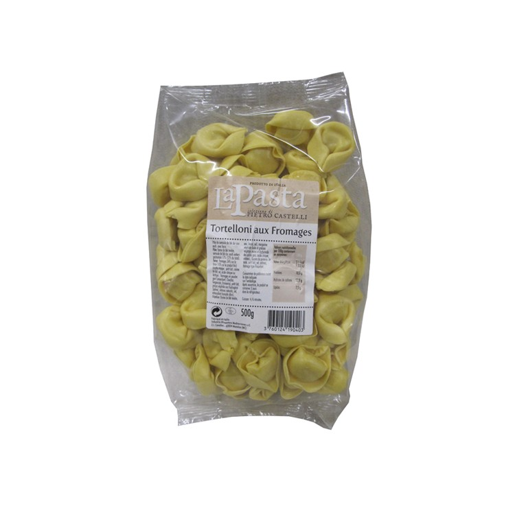 Tortellini aux Fromages