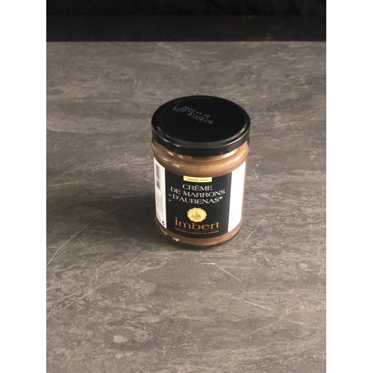 Crème de marron d'aubenas