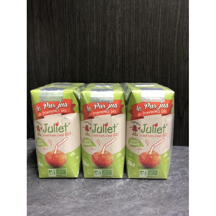 Pack de jus de pomme (6x20cl)