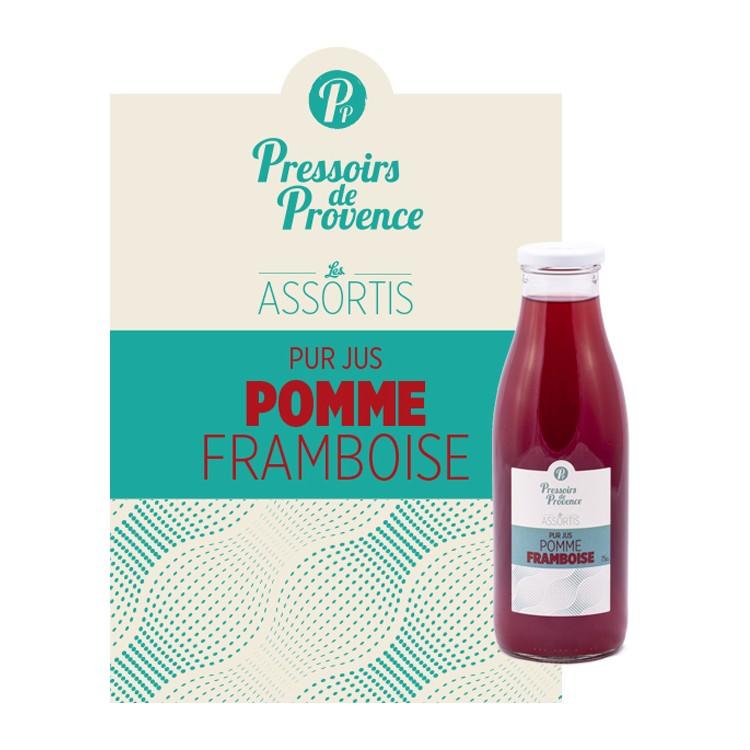 Jus Pomme Framboise
